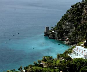 Amalfi coast, beautiful, and blue image