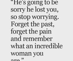 quotes, pain, and woman image