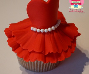 cupcake and glamour image