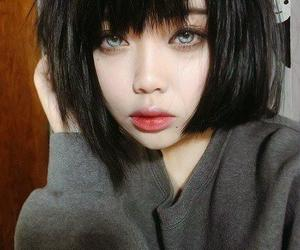 asian, girl, and aesthetic image