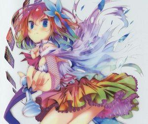 anime, no game no life, and manga image