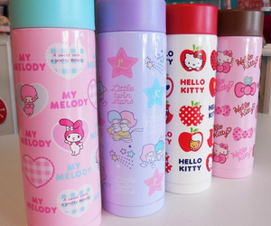 cute, hello kitty, and japan image