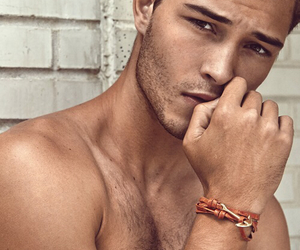 beauty, man, and fransisco lachowski image
