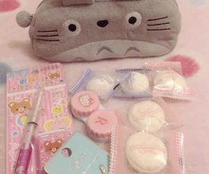 kawaii, totoro, and cute image