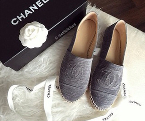 beautiful, chanel, and in love image