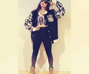 becky g and swag image