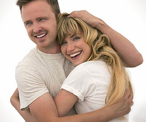 aaron paul, imogen poots, and need for speed image