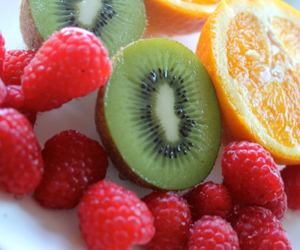 fit, FRUiTS, and healthy image