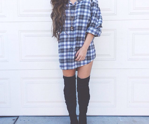 fashion, shirt, and outfit image