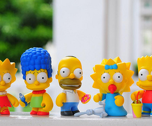 photography, simpsons, and the simpsons image