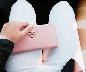 outfit, bag, and fashion image