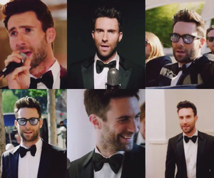 love and adam levine image