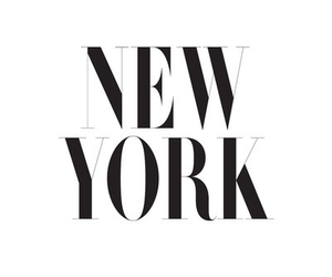 new york, city, and quote image