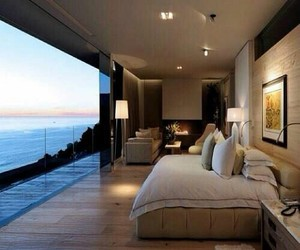 bedroom, luxurious, and mansion image