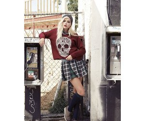 grunge, style, and fashion image