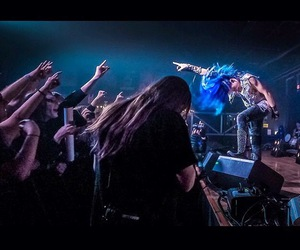 arch enemy and alissa white gluz image