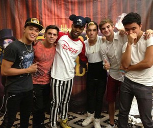 will jay, todrick hall, and im5 image