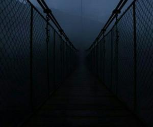 dark, black, and blue image