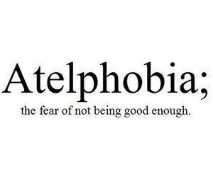 good, phobia, and quotes image