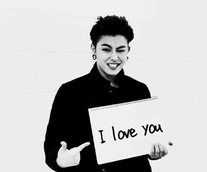 I Love You, kpop, and block b image