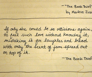 quote from the book thief.