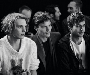 boy, Jamie Campbell Bower, and douglas booth image