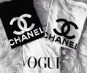chanel, style, and clothes image