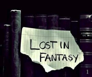 book, fantasy, and lost image