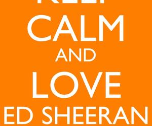 ed sheeran, love, and ed image