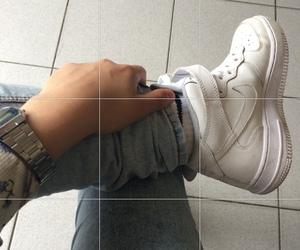 air, fashion, and nike image