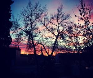 beautiful, sunrise, and white image