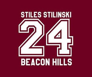teen wolf, 24, and stiles image