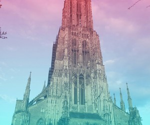 germany, ulm, and munster image