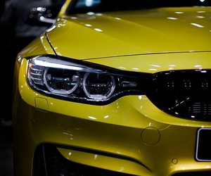 bmw, car, and coupe image