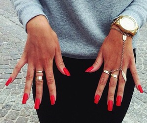 fashion, glamour, and jewels image