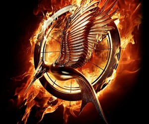 hunger games, catching fire, and the hunger games image