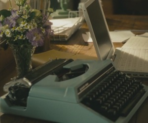 design, one day, and typewriter image