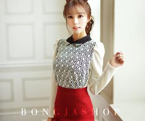 korean, bongjashop, and kim seuk hye image