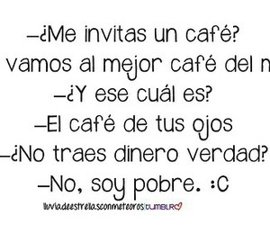 cafe and pobre image