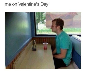 funny, me, and Valentine's Day image