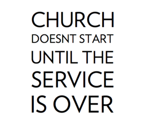 Christianity, church, and true story image