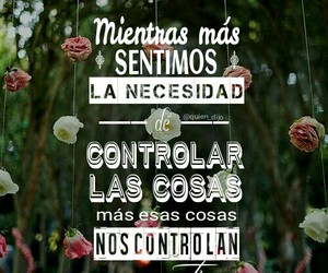 autoestima, control, and frases image