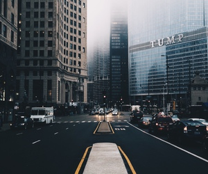 city, street, and car image