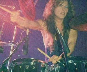80's, drummer, and glam image