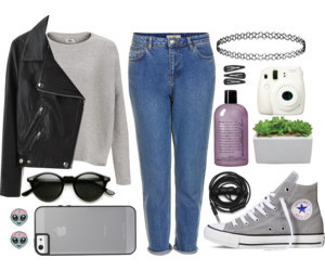 converse, cool, and fashion image