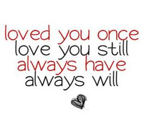 love, quote, and always image