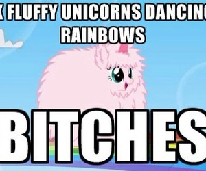 bitches, dancing, and fluffy image