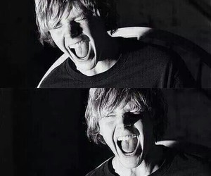 tate, evan peters, and american horror story image