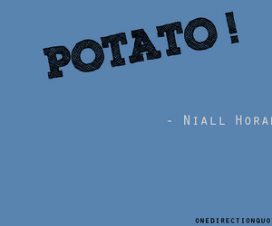 quotes, horan, and 1d image