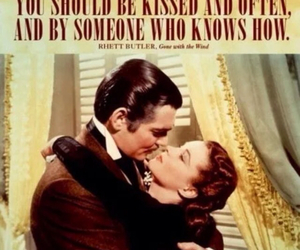 Gone with the Wind, kiss, and talent image